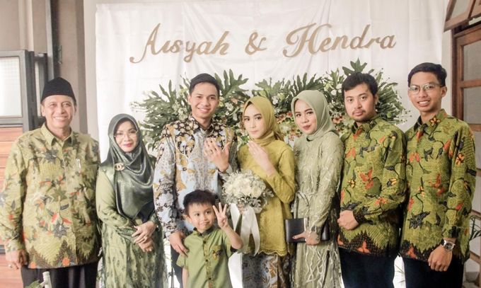 aisyah & hendra engagement day by Tanflorenza Florist & Decoration - 009