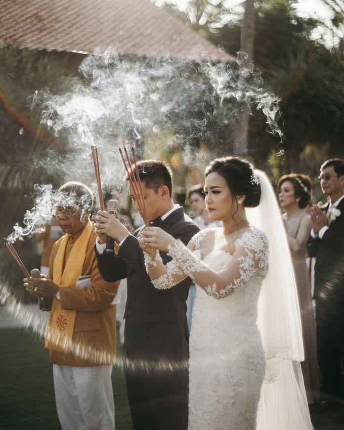 The Wedding Jesslyn & Alfredo by Bali Eve Wedding & Event Planner - 022