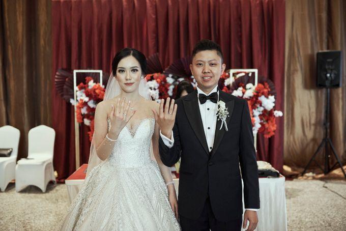 Adi & Jessica by IKK Wedding by Skenoo Hall Emporium Pluit by IKK Wedding - 006