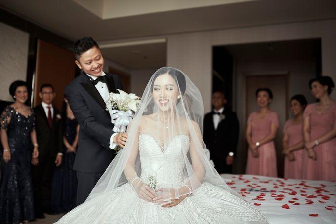 Adi & Jessica by IKK Wedding by Skenoo Hall Emporium Pluit by IKK Wedding - 001