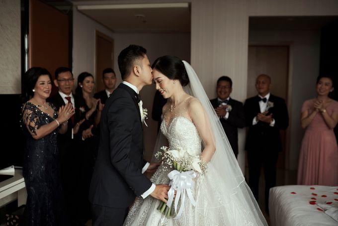 Adi & Jessica by IKK Wedding by Skenoo Hall Emporium Pluit by IKK Wedding - 002