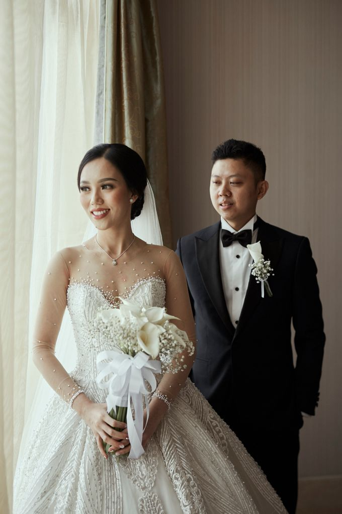 Adi & Jessica by IKK Wedding by Skenoo Hall Emporium Pluit by IKK Wedding - 003