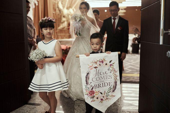 Adi & Jessica by IKK Wedding by Skenoo Hall Emporium Pluit by IKK Wedding - 004