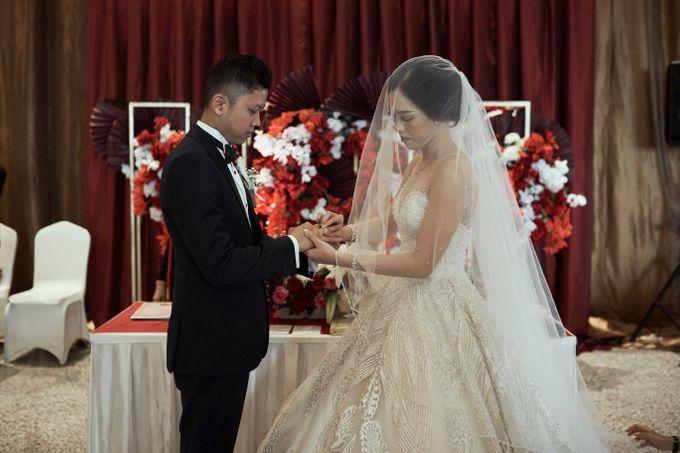 Adi & Jessica by IKK Wedding by Skenoo Hall Emporium Pluit by IKK Wedding - 005