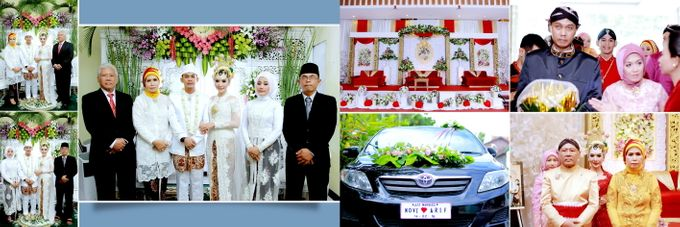 Wedding Novi & Arif by MOMENTO Photography - 006