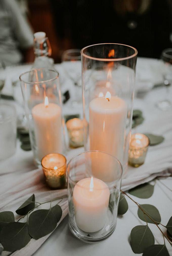 Blush Romantic Wedding by AJR Designs - 004