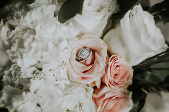 Blush Romantic Wedding by AJR Designs - 005