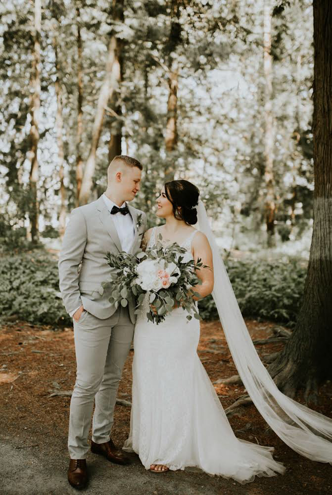 Blush Romantic Wedding by AJR Designs - 007