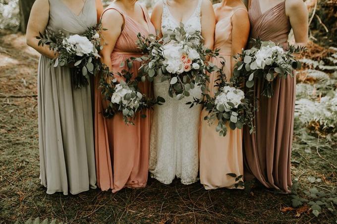 Blush Romantic Wedding by AJR Designs - 010