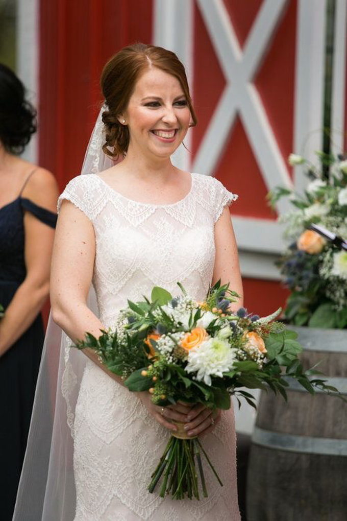 Country Fall Wedding  by AJR Designs - 001