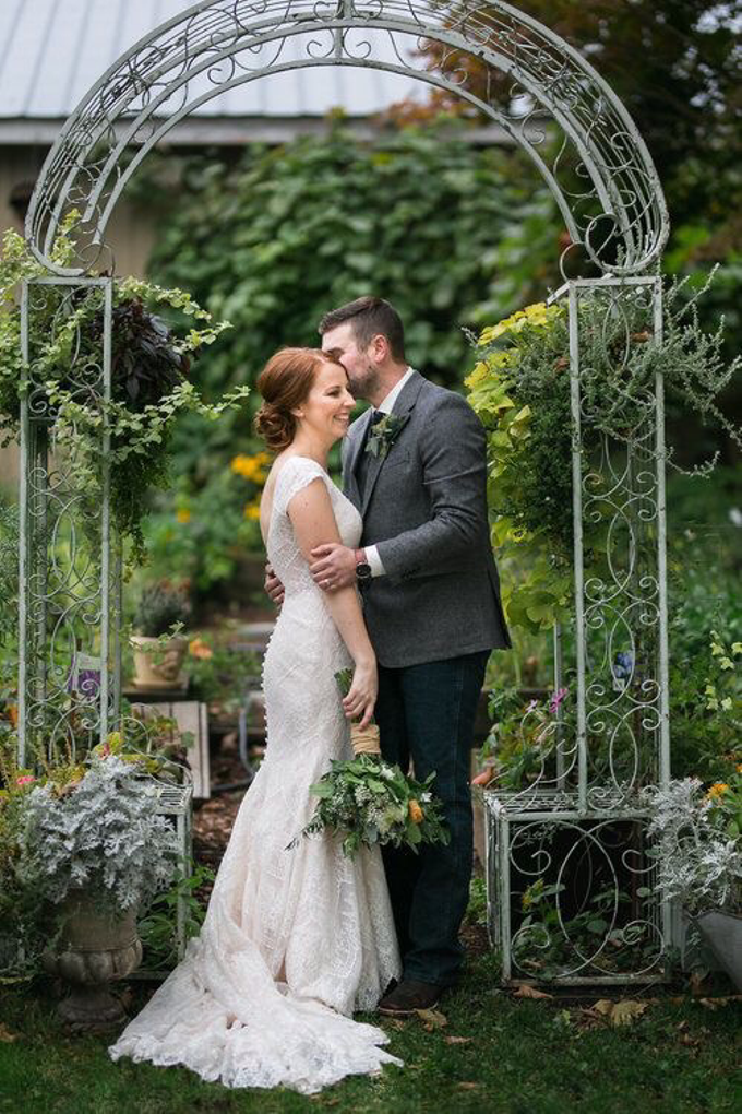 Country Fall Wedding  by AJR Designs - 002