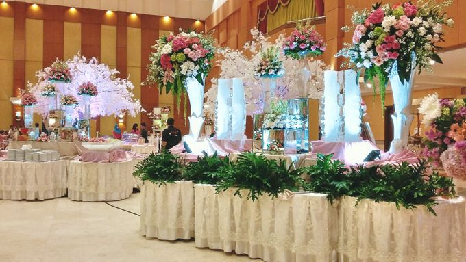 Catering Decoration by Alfabet Catering - 005