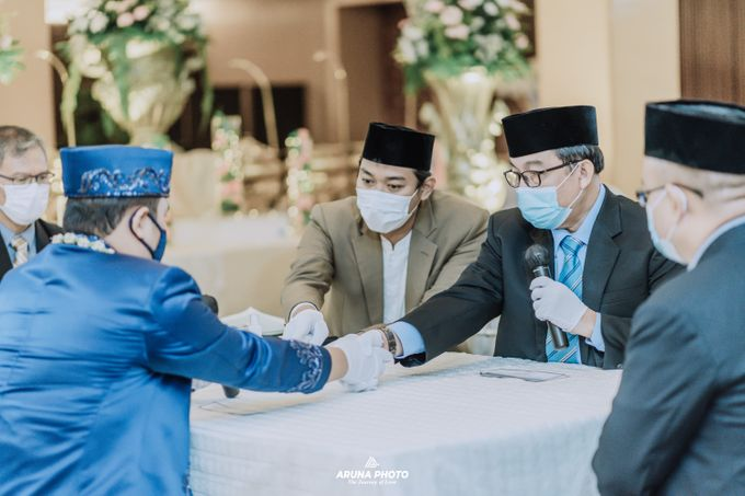 Shafira & Rafi Wedding Ceremony by Ayatana Wedding - 013