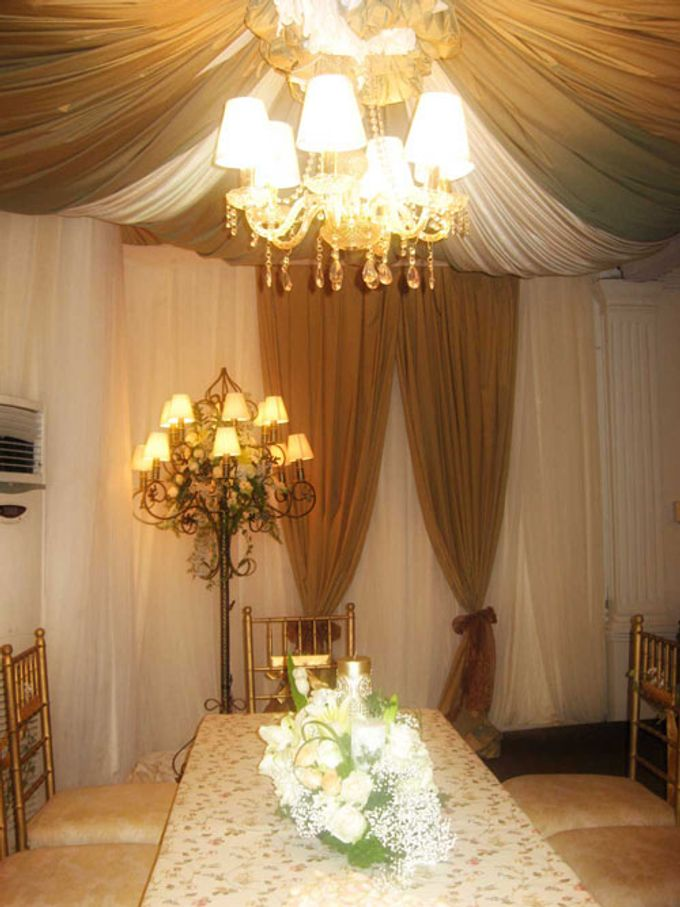 VIP Tent by Charissa Event & Wedding Decoration - 001