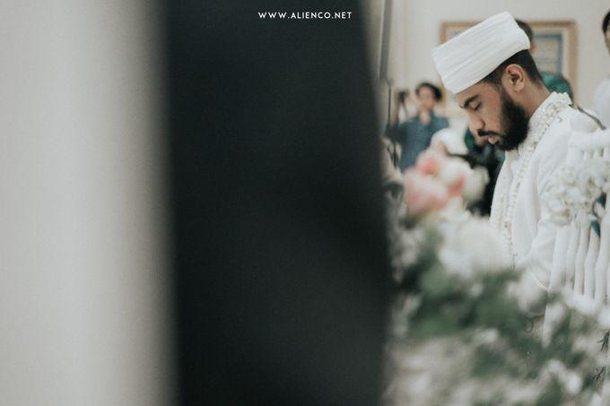 THE WEDDING OF RIO & HAYDE by alienco photography - 003