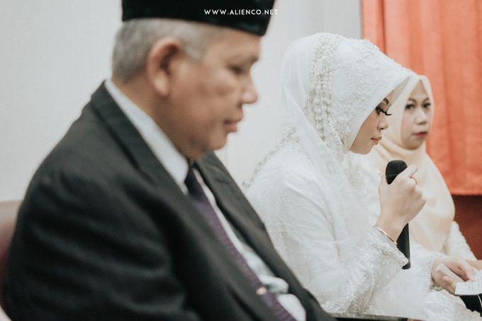 THE WEDDING OF RIO & HAYDE by alienco photography - 022