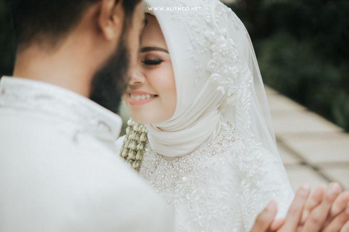 THE WEDDING OF RIO & HAYDE by alienco photography - 011