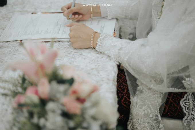 THE WEDDING OF RIO & HAYDE by alienco photography - 006