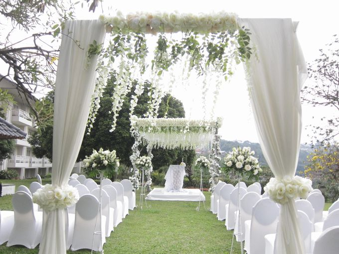 Wedding Decoration By Ratu Decoration by Sheraton Bandung Hotel & Towers - 001
