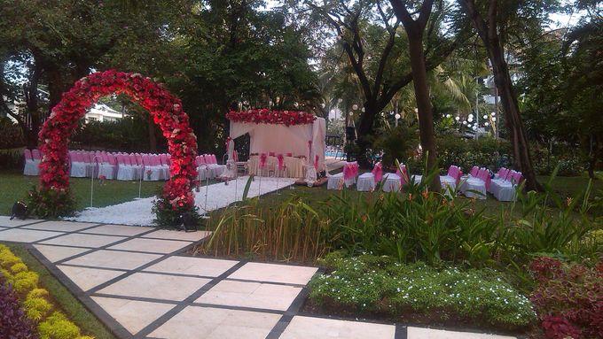 Singosari Room - Pool Side by Hotel Borobudur Jakarta - 030