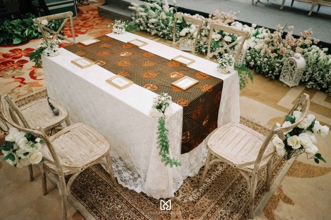 Saki & Agra Wedding 22 Dec 2018 by Sheraton Bandung Hotel & Towers - 004