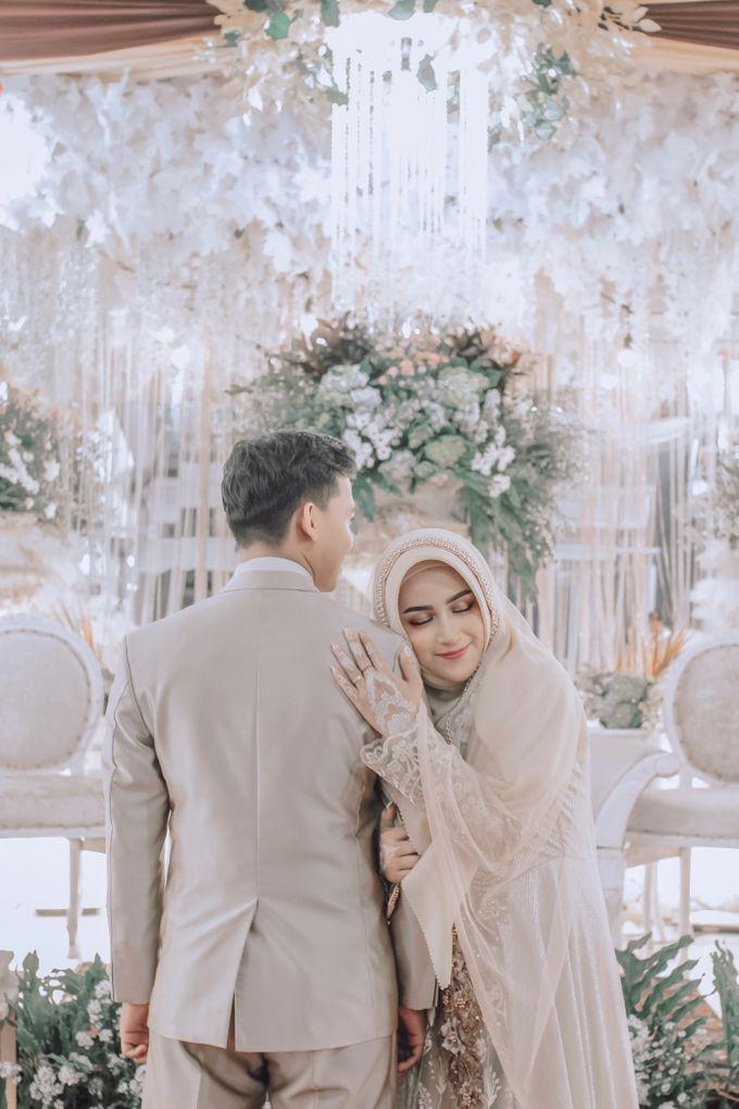 Intimate Akad Nikah Syar'i - Nimas by LAKSMI - Kebaya Muslimah & Islamic Bride - 007