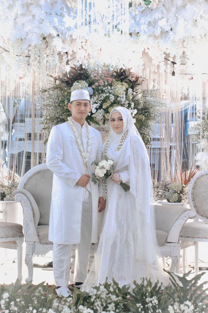 Intimate Akad Nikah Syar'i - Nimas by LAKSMI - Kebaya Muslimah & Islamic Bride - 002