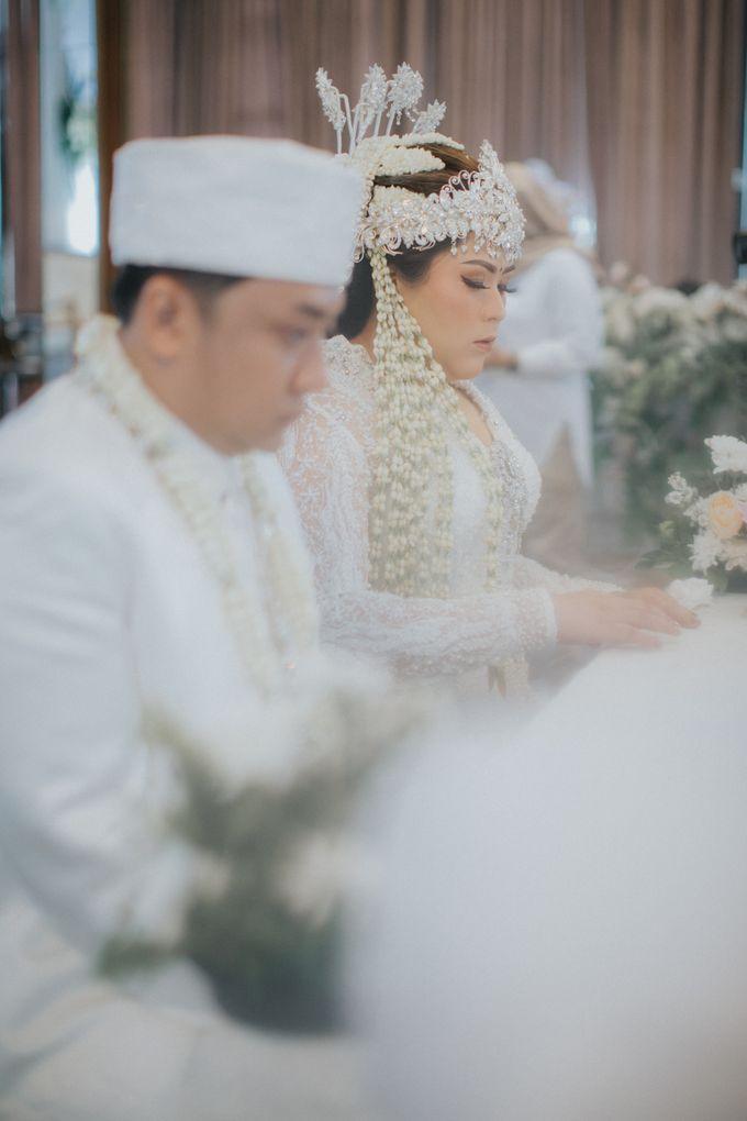Nilam + Arian by KATA Wedding Planner And Organizer - 012