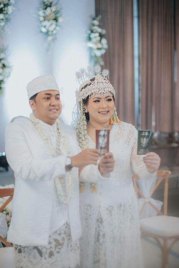 Nilam + Arian by KATA Wedding Planner And Organizer - 036