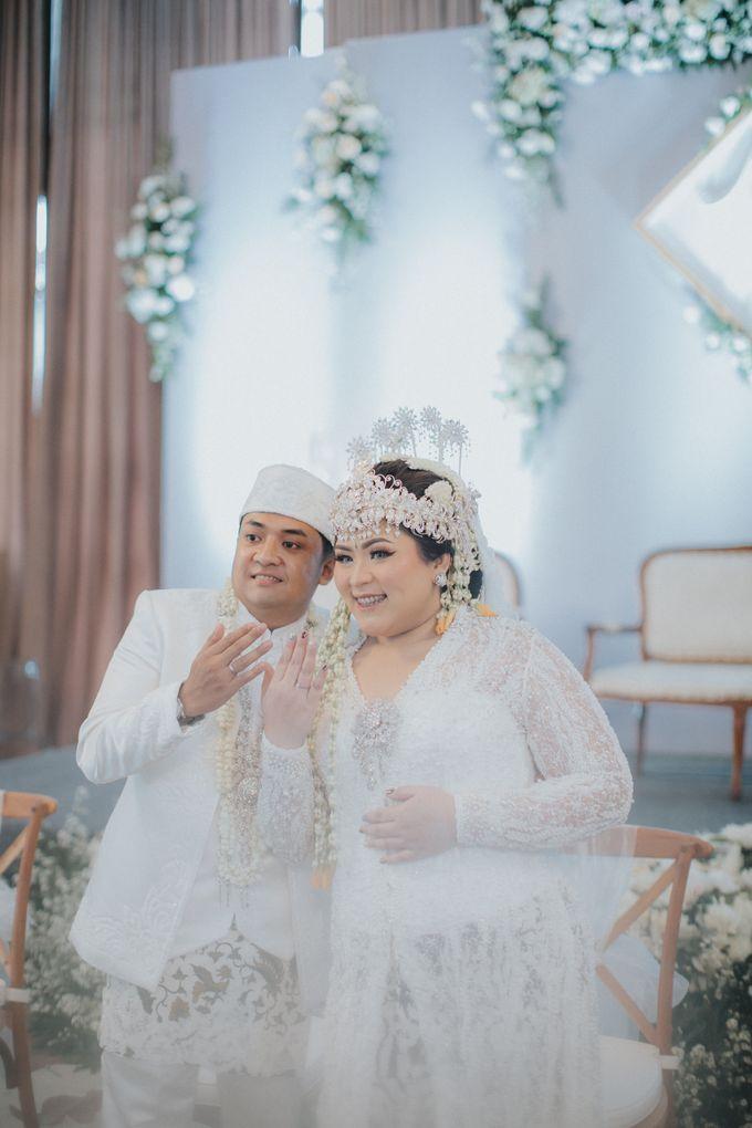 Nilam + Arian by KATA Wedding Planner And Organizer - 033
