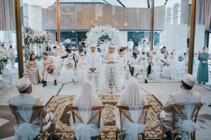 Nilam + Arian by KATA Wedding Planner And Organizer - 013