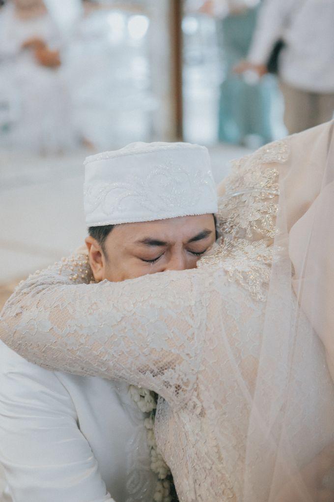 Nilam + Arian by KATA Wedding Planner And Organizer - 034
