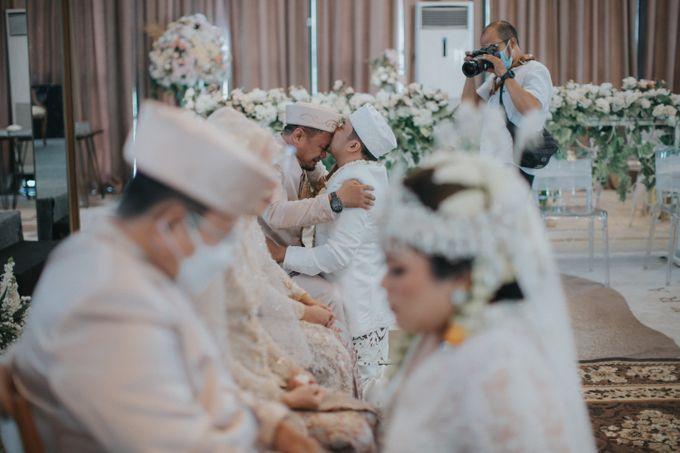 Nilam + Arian by KATA Wedding Planner And Organizer - 045