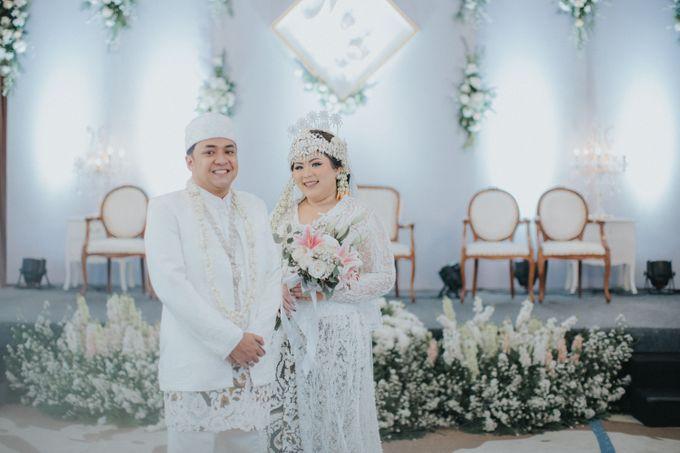 Nilam + Arian by KATA Wedding Planner And Organizer - 020