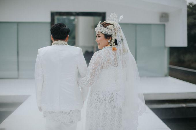 Nilam + Arian by KATA Wedding Planner And Organizer - 023