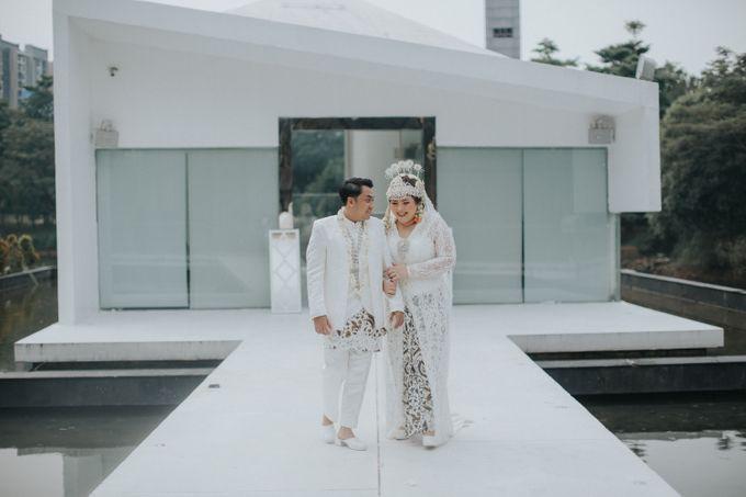 Nilam + Arian by KATA Wedding Planner And Organizer - 018