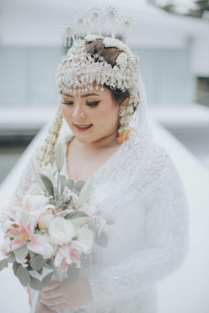 Nilam + Arian by KATA Wedding Planner And Organizer - 039