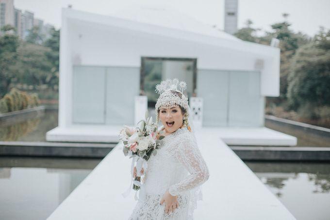 Nilam + Arian by KATA Wedding Planner And Organizer - 022