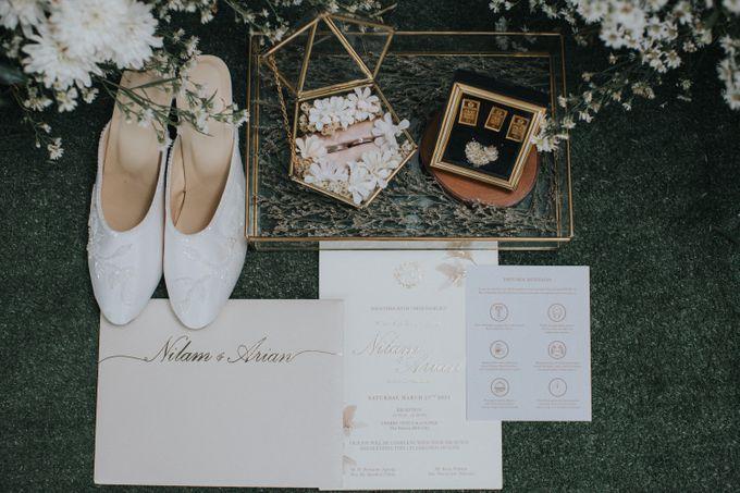 Nilam + Arian by KATA Wedding Planner And Organizer - 003