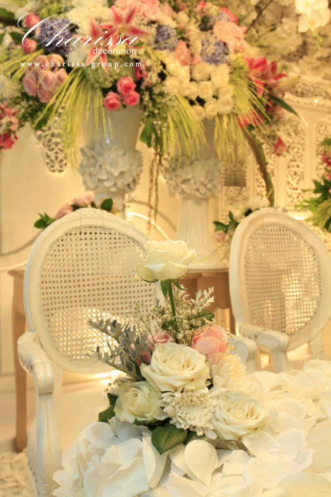 Ninda & Yudho - Akad Nikah by Charissa Event & Wedding Decoration - 004