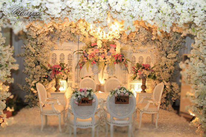Ninda & Yudho - Akad Nikah by Charissa Event & Wedding Decoration - 005