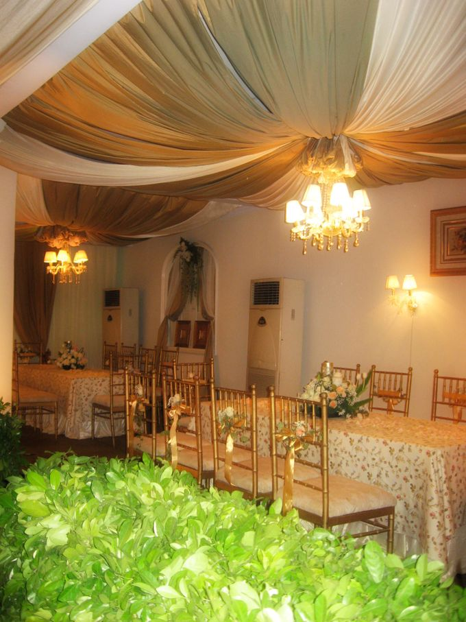 VIP Tent by Charissa Event & Wedding Decoration - 002
