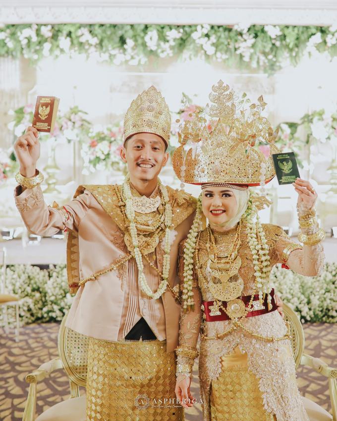 Wedding Usher of Shynna & Iqbal by redberry wedding - 005