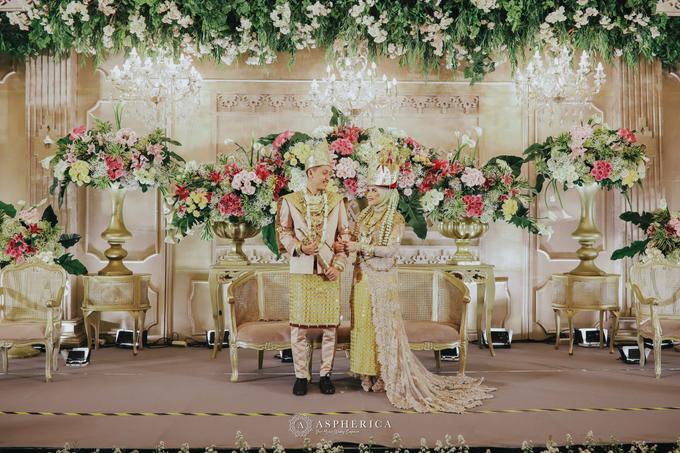 Wedding Usher of Shynna & Iqbal by redberry wedding - 006