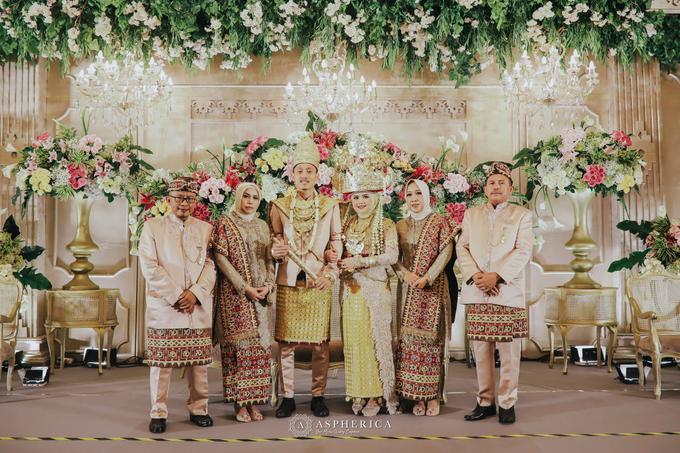 Wedding Usher of Shynna & Iqbal by redberry wedding - 007