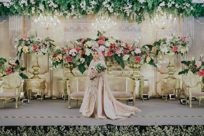 Wedding Usher of Shynna & Iqbal by redberry wedding - 008