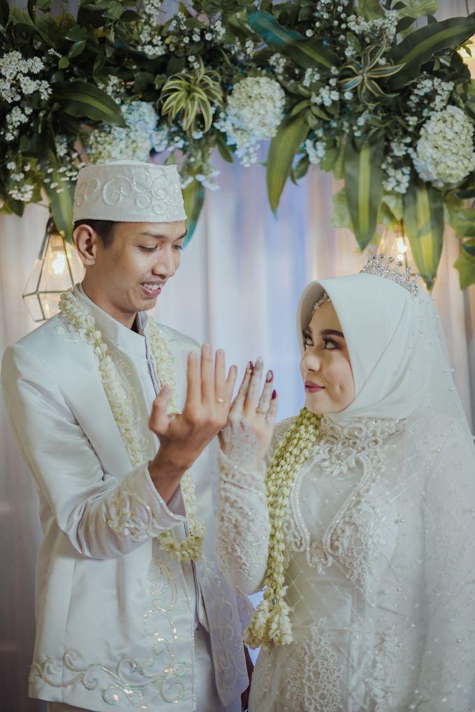 Akbar & Vita Wedding by Markashima Audio-Visual - 004