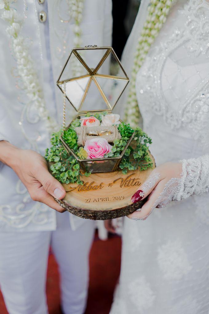 Akbar & Vita Wedding by Markashima Audio-Visual - 001