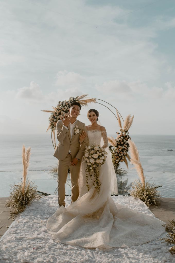 Kevin & Anita Wedding by KAMAYA BALI - 001