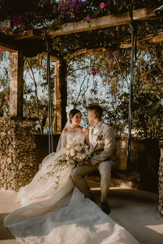 Kevin & Anita Wedding by KAMAYA BALI - 015